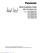 Kx-tda0141 инструкция