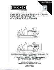ezgo 28645 g01 dk manuals rh manualslib com ezgo rxv electric service manual ezgo txt electric service manual