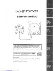 sega dreamcast manuals rh manualslib com sega saturn user manual sega mega drive user manual