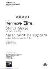 Kenmore 100.8910890A Use & Care Manual