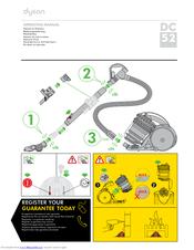 dyson dc33c manuals rh manualslib com dyson dc33 user guide Walmart Dyson DC33
