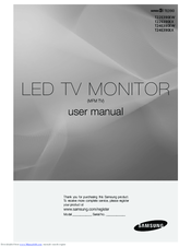 Samsung T22E390EW User Manual
