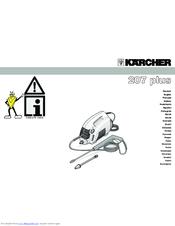 karcher sc1020 steam cleaner instructions