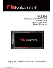 nakamichi na5501 manuals rh manualslib com Nakamichi Receiver 1990 Nakamichi CD Changer
