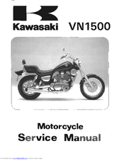 kawasaki vn1500 mean streak manuals rh manualslib com 2002 kawasaki vulcan 1500 mean streak manual kawasaki vulcan 1600 mean streak service manual