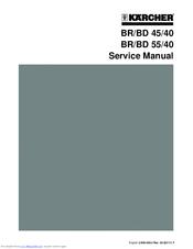 Kärcher Br 4540 Service Manual Pdf Download
