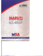 maruti suzuki ncs 509 manuals rh manualslib com maruti alto service manual pdf maruti suzuki alto owners manual