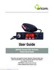 oricom uhf030 manuals rh manualslib com oricom n13134 user guide oricom care 80 user guide