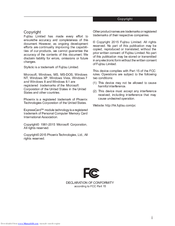 Fujitsu Stylistic Q550 User Manual Pdf