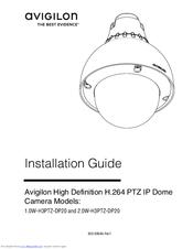 Avigilon 1.0W-H3PTZ-DP20 IP Camera Treiber Windows XP