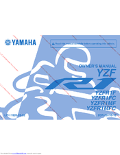 Yamaha YZFR1MF Owner's Manual
