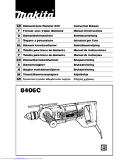 makita 8406c manuals rh manualslib com Makita Power Tools Makita Tool Accessories