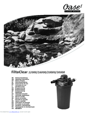 Filtoclear 30000 инструкция