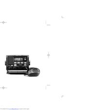 icom ic m502 manuals rh manualslib com Icom M502 VHF Radio Icom 502A