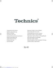 A 200 deutsch Copy Technics  Bedienungsanleitung user manual owners für SU