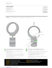dyson am 06 manuals rh manualslib com Dyson DC07 Disassembly Dyson DC33 Parts