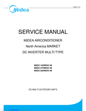 MIDEA M2OC-18HRDN1-M SERVICE MANUAL Pdf Download
