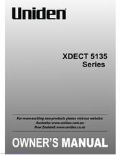 uniden xdect 5135 series manuals rh manualslib com