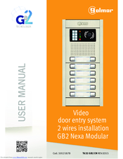 1034817_gb2_nexa_modular_product golmar gb2 nexa modular manuals golmar intercom wiring diagram at gsmportal.co