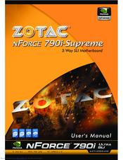 ZOTAC NFORCE 790I SUPREME NVIDIA CHIPSET TREIBER WINDOWS 7