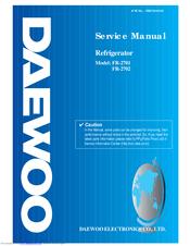 daewoo fr 2702 manuals  daewoo fr 2702 service manual