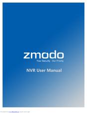 Zmodo ZP-NE14-S Manuals