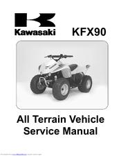 kawasaki kfx90 service manual pdf download rh manualslib com