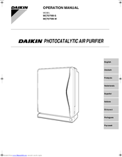 daikin mc707vm w manuals rh manualslib com
