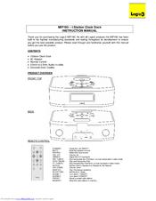 logic3 mip190 manuals rh manualslib com