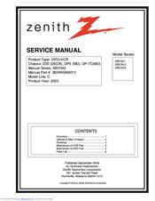 zenith xbv343 manuals rh manualslib com Heath Zenith Manual Zenith TV Troubleshooting