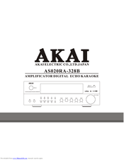 akai as020ra 328b manuals rh manualslib com akai user manual download akai microwave instruction manual