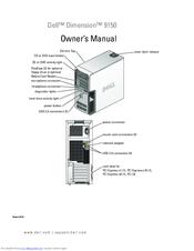 dell dimension 9150 manuals rh manualslib com dell dimension 9150 service manual Dell Dimension 9150 Audio Drivers