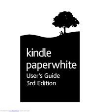 amazon kindle 5 edition manuals rh manualslib com Kindle DX White Kindle 3rd Generation Manual
