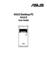 Asus A20CD User Manual
