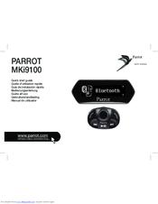 Centralina Parrot Mki9100