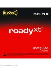 delphi roady xt sa10276 manuals rh manualslib com Roady Prime Rib Roady XT Car Kit