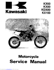 kawasaki kx80 manuals  kawasaki kx80 wiring diagram #9