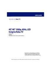 insignia ns 48dr420na16 manuals rh manualslib com 32 Inch Insignia TV Manual Insignia TV Support