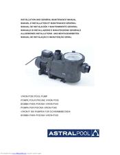 Astral ctx pump series dural pool site.