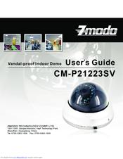 Zmodo CM-P21223SV Manuals
