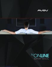 Avov TVOnline Manuals