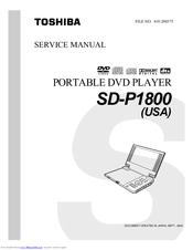 Toshiba sd-p2900 manual.