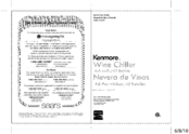 Kenmore 255.99279 Use & Care Manual