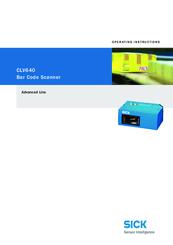 Sick CLV640 Manuals