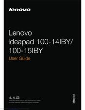 lenovo ideapad 100-15iby инструкция