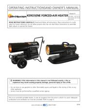 mr heater mh125ktr manuals
