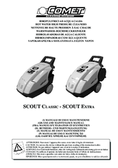 comet scout 150 use and maintenance manual pdf download