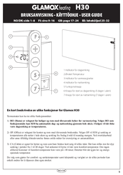 Glamox heating user manual