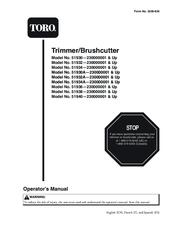 Toro 51932 Operator's Manual