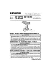 hitachi ds14dvf3 manuals rh manualslib com Verizon LG Cell Phone Manual Sony STR De475 Manual
